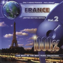 France 1000% - The Best of the Best(5CD)(2002)