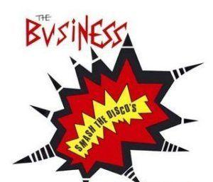 The Business - Smash The Disco's EP (1982)