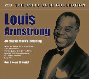Louis Armstrong - Gold collection - 2CD (Remastered-2007)